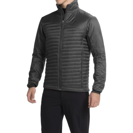 Black Diamond Equipment Hot Forge PrimaLoft® Hybrid Jacket -- Insulated (For Men)