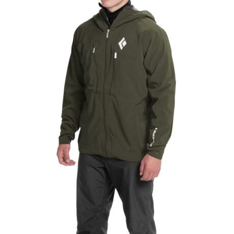 Black Diamond Equipment Induction Windstopper® Jacket (For Men)