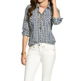 Ariat Baxter Western Shirt - Snap Front, Long Sleeve (For Women)