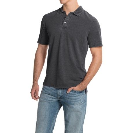 Threads 4 Thought Blake Polo Shirt - Organic Cotton, Short Sleeve (For Men)