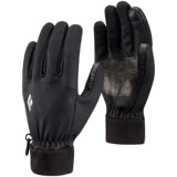 Black Diamond Equipment Windstopper® Digital Liner Gloves - Touchscreen Compatible