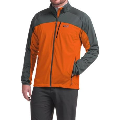 Jack Wolfskin Crosswind Soft Shell Jacket (For Men)