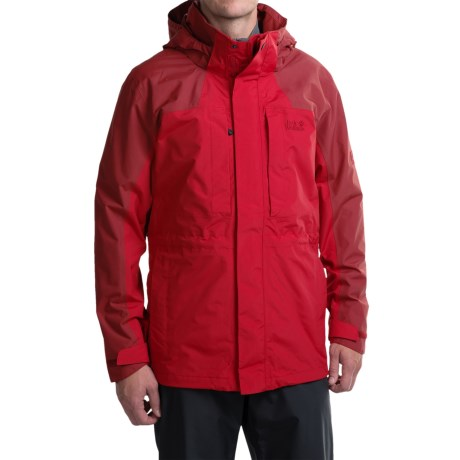 Jack Wolfskin Denali Flex Jacket - Waterproof (For Men)