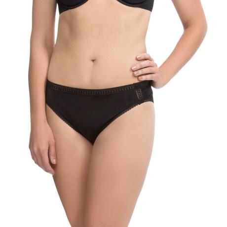 OnGossamer MicroGlamour Hi-Cut Panties - Briefs (For Women)