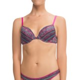 OnGossamer Bump It Up Push-Up Bra - Underwire (For Women)