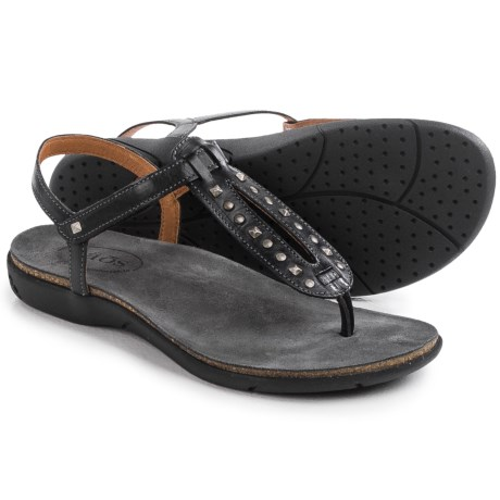 Taos Footwear Trance Leather Sandals (For Women)