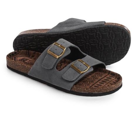 Muk Luks Parker Sandals - Slip-Ons (For Men)