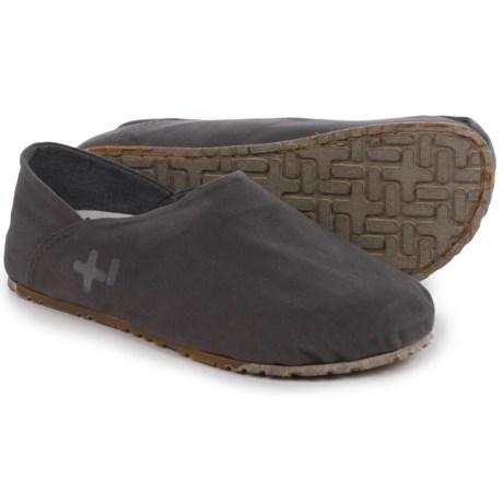 OTZ Shoes Waxed Canvas Espadrilles (For Women)