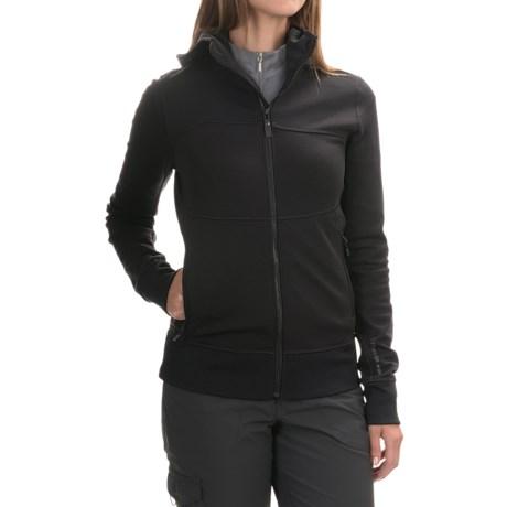 Black Diamond Equipment Deployment Hooded Jacket (For Women)