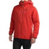Black Diamond Equipment Heat Treat Windstopper® Hooded Jacket - PrimaLoft® (For Men)