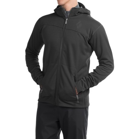 Black Diamond Equipment Solution Polartec® Hooded Jacket - Insulated (For Men)