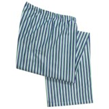 Savile Collection by Derek Rose Pajama Pants with Button-Fly (For Men)