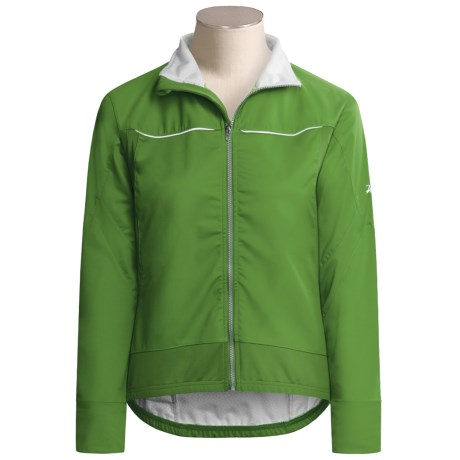 Zoot Sports Ultra Soft Shell Jacket - Windproof (For Women)