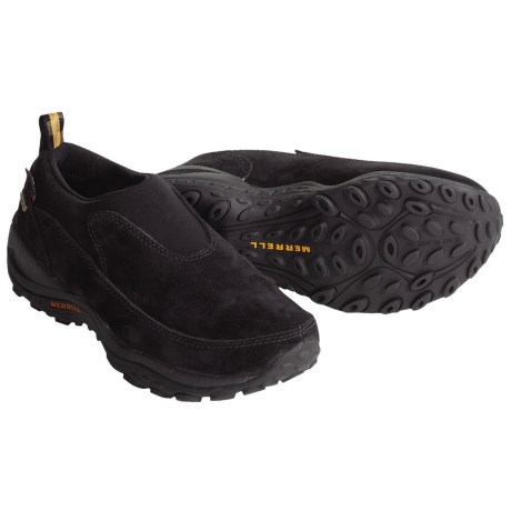 Merrell Quantum Moccasins - Waterproof Insulated (For Women)