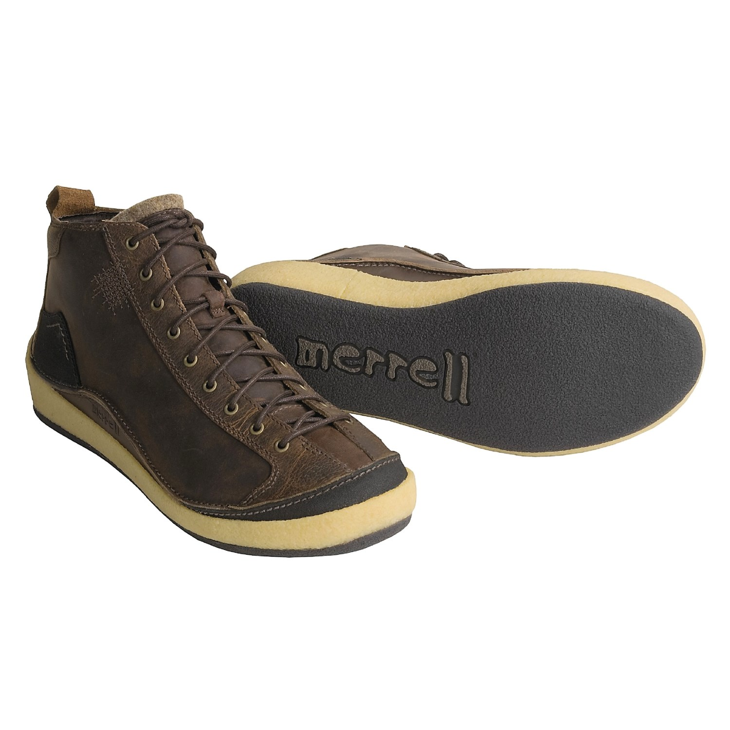merrell barcelona leather shoes for 1607a save 33