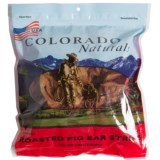 Colorado Naturals Pig Ear Strips - 24-Count