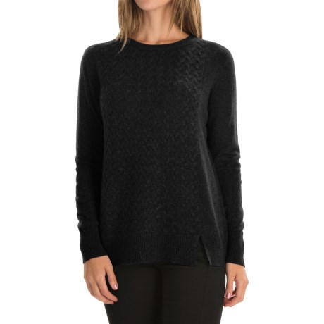 Magaschoni Cashmere Sweater (For Women)
