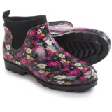 Western Chief Autumn Garden Rain Booties - Waterproof, Slip-Ons (For Women)