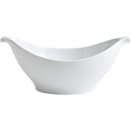 BIA Cordon Bleu Longboat Serving Bowl - Porcelain, 16 oz.