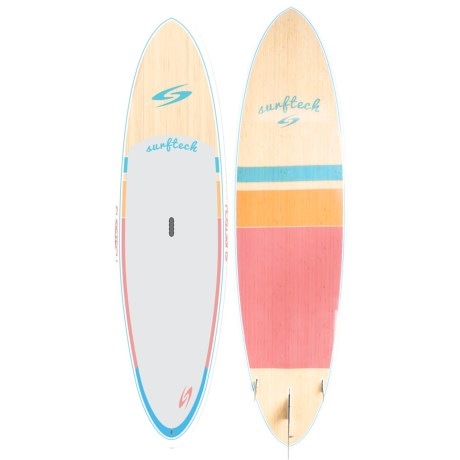 """Surftech Discovery Block Stand-Up Paddle Board - 10'x2'6"""""""