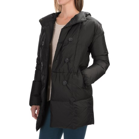 Bogner Mel-D Double-Breasted Down Parka - Hooded (For Women)