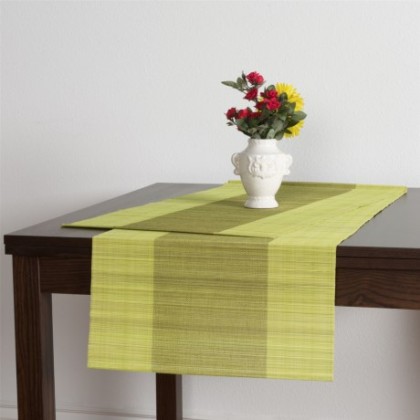 Tag Bamboo Table Runner - 72x18""