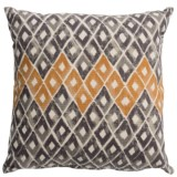 Tag Natural Home Printed Throw Pillow