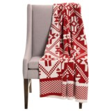 """Tag Woodlands Cotton Throw Blanket - 50x60"""""""