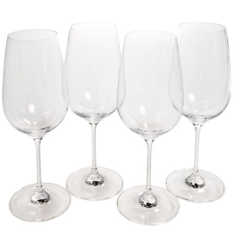 Tag Bella Collection Bordeaux Wine Glasses - Set of 4