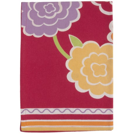 Tag Ariel Floral Dish Towel - Cotton