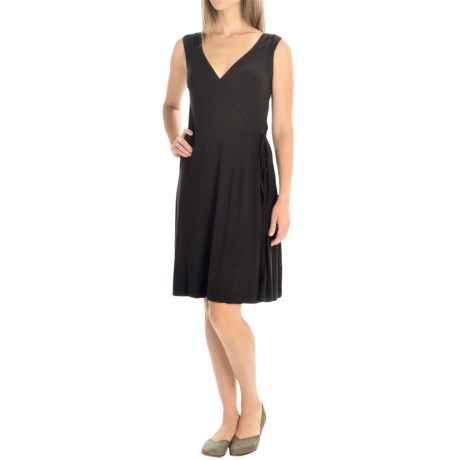 Yala Skylar Wrap Dress - Sleeveless (For Women)