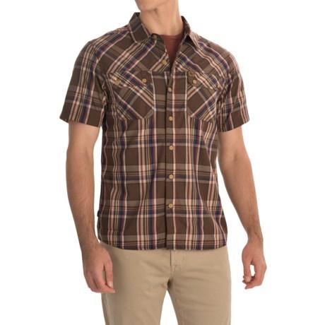 HippyTree Hacienda Woven Shirt - Short Sleeve (For Men)