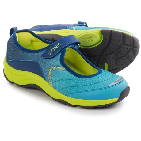 Vionic with Orthaheel Technology Sunset Mary Jane Shoes (For Women)