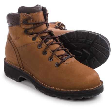"""Danner Workman Gore-Tex® Work Boots - Waterproof, 6"""" (For Men)"""