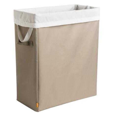 neatfreak! Slim Space-Saving Laundry Hamper