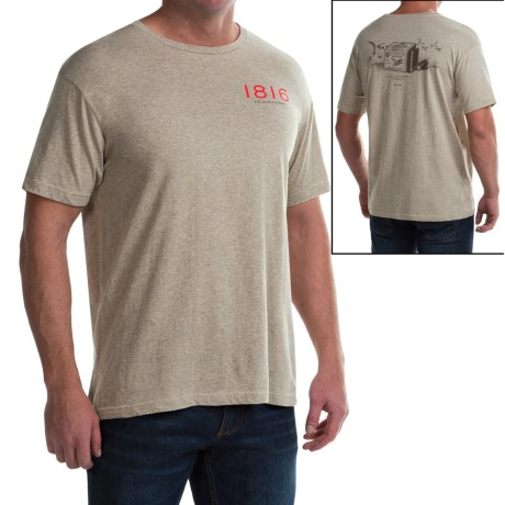 1816 by Remington Limited Edition 1816 T-Shirt - Short Sleeve (For Men)