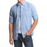 1816 by Remington All Seasons Seersucker Shirt - Long Sleeve (For Men)