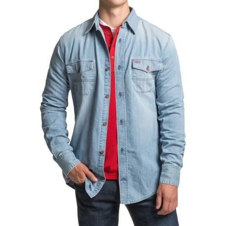 1816 by Remington Denim Shirt - Long Sleeve (For Men)
