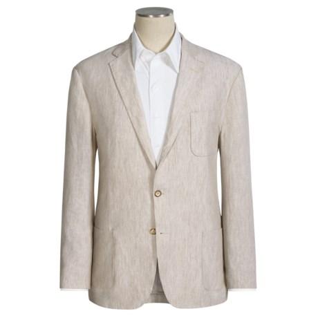 1816 by Remington Havana Linen Sport Coat (For Men)
