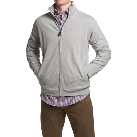 1816 by Remington Cape Breton Sweatshirt - Zip Front (For Men)