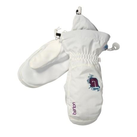 Burton Profile Snowboarding Mittens - Waterproof Insulated (For Women)