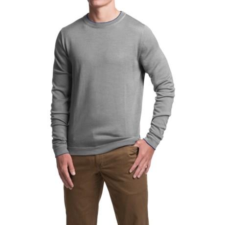 1816 by Remington Spring Creek Sweater - Merino Wool, Crew Neck (For Men)