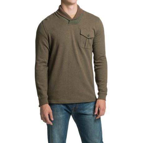 1816 by Remington Rolling Block Shawl Collar Shirt - Long Sleeve (For Men)