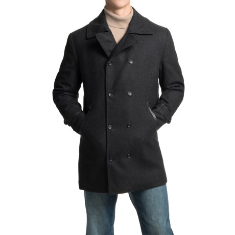 1816 by Remington T. Beecham Wool Peacoat (For Men)