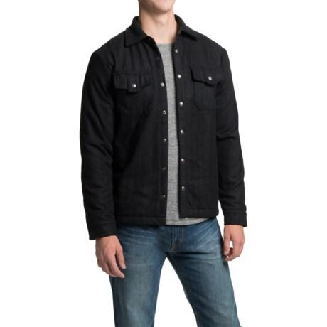 1816 by Remington Brimsdown Shirt Jacket - Wool Blend (For Men)
