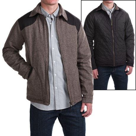 1816 by Remington The Over Under Jacket - Reversible, Wool (For Men)