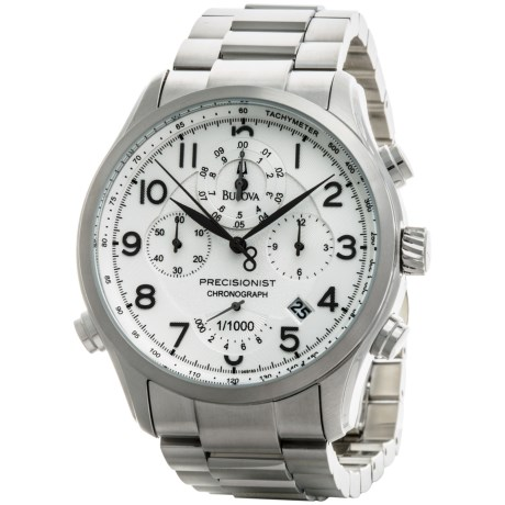 Bulova Precisionist Chronograph Quartz Watch (For Men)