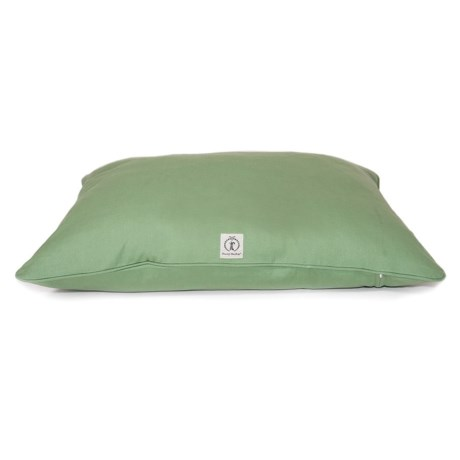 Harry Barker Solid Canvas Envelope Dog Bed - Small, 30x24""