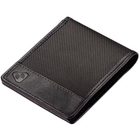 Lewis N Clark Lewis N. Clark RFID-Blocking Bi-Fold Wallet - Ballistic Nylon