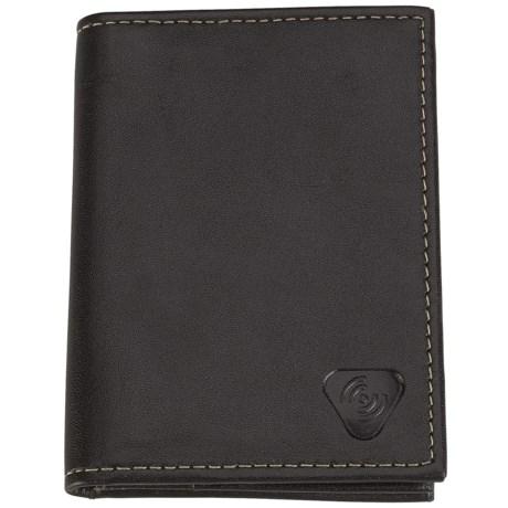 Lewis N Clark Lewis N. Clark RFID-Blocking Leather Card/ID Holder